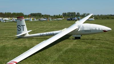 SP-3389 - SZD 42-2 Jantar 2B - Aero Club - Polski
