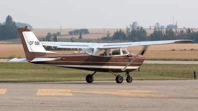 CF-SBI - Cessna 172F Skyhawk - Private