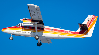 C-FTJJ - De Havilland Canada DHC-6-300 Twin Otter - Air Inuit