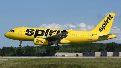 A picture of N507NK - Airbus A319132 - [2560] - © DJ Reed - OPShots Photo Team