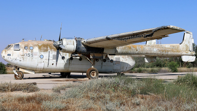4X-FAG - Nord 2501 Noratlas - Israel - Air Force