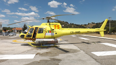 CS-HHD - Aérospatiale AS 350B2 Ecureuil - HeliPortugal