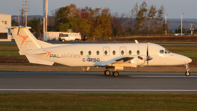 C-GPBG - Beech 1900D - Provincial Airlines