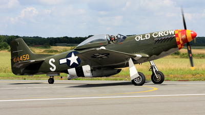 N167F - North American P-51D Mustang - Private