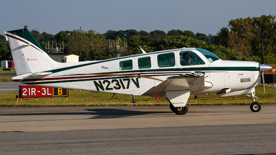 N2317V - Beechcraft A36 Bonanza - Private