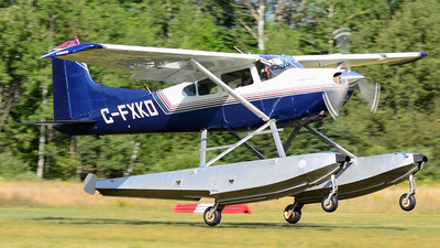 C-FXKD - Cessna A185E Skywagon - Private