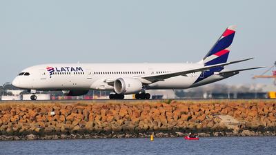 CC-BGC - Boeing 787-9 Dreamliner - LATAM Airlines