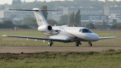 F-HATG - Cessna 525C CitationJet 4 - Private