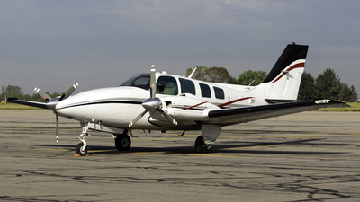 N21DA - Beechcraft 58 Baron - Private