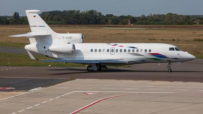 D-AGBI - Dassault Falcon 7X - VW Air Services