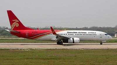 B-1759 - Boeing 737-87L - Shenzhen Airlines