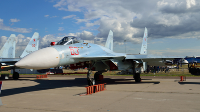 RF-90745 - Sukhoi Su-27SM3 Flanker B - Russia - Air Force