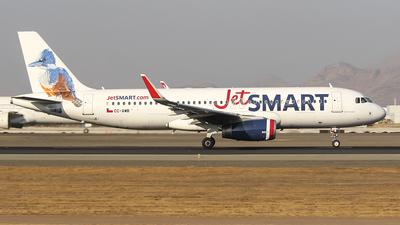 CC-AWB - Airbus A320-232 - JetSmart