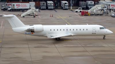 EC-JEN - Bombardier CRJ-200ER - Air Nostrum