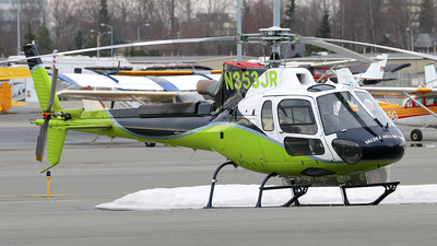 N353JR - Airbus Helicopters AS350 B3e Ecureuil - Private