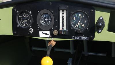 BGA3288 - Slingsby T-21B - Private