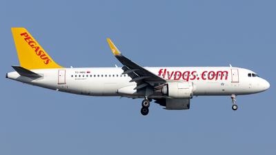 A picture of TCNBG - Airbus A320251N - Pegasus Airlines - © Kris Van Craenenbroeck