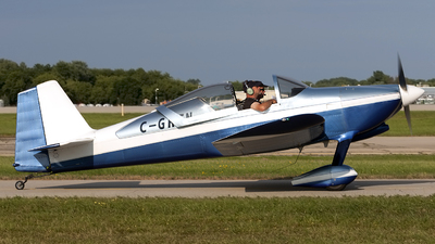 C-GRTN - Vans RV-6 - Private