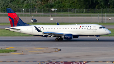 A picture of N244SY - Embraer E175LR - Delta Air Lines - © Jeremy D. Dando
