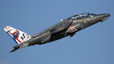 E26 - Dassault-Breguet-Dornier Alpha Jet E - France - Air Force