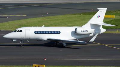 I-MOFI - Dassault Falcon 2000LX - Private