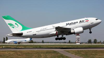 A picture of EPMNP - Airbus A310304 - Mahan Air - © Alexandr Balykin