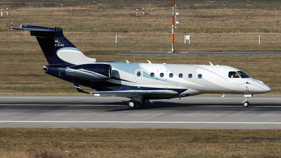D-BJKP - Embraer EMB-550 Legacy 500 - Private