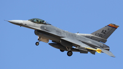 90-0720 - General Dynamics F-16CG Fighting Falcon - United States - US Air Force (USAF)