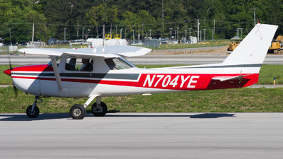 N704YE - Cessna 150M - Private