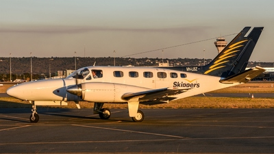 VH-LBZ - Cessna 441 Conquest - Skippers Aviation