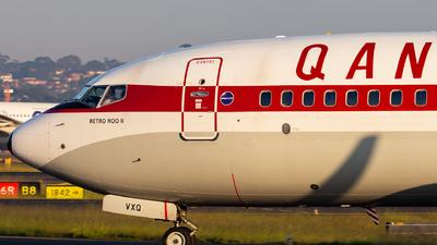 VH-VXQ - Boeing 737-838 - Qantas