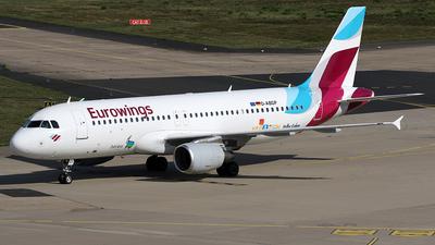 D-ABDP - Airbus A320-214 - Eurowings (Germanwings)