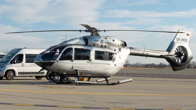 OK-RDS - Airbus Helicopters H145 - ABS Jets