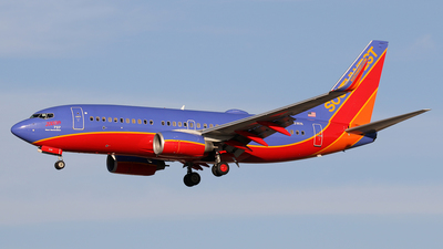 N248WN - Boeing 737-7H4 - Southwest Airlines