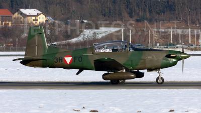 3H-FO - Pilatus PC-7 - Austria - Air Force