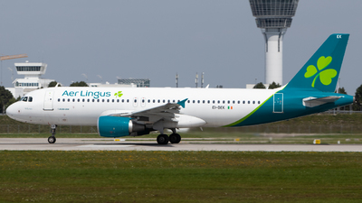 A picture of EIDEK - Airbus A320214 - Aer Lingus - © Tim Donell