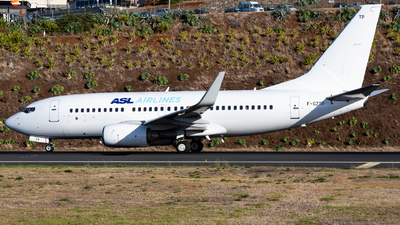 F-GZTP - Boeing 737-71B - ASL Airlines
