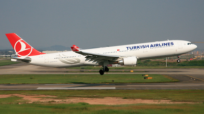 TC-JOC - Airbus A330-303 - Turkish Airlines