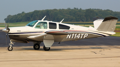 N114TP - Beechcraft V35B Bonanza - Private