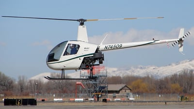N74509 - Robinson R22 Beta - Private