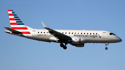 N401YX - Embraer 170-200LR - American Eagle (Republic Airways)