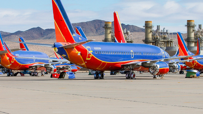 N385SW - Boeing 737-3H4 - Southwest Airlines