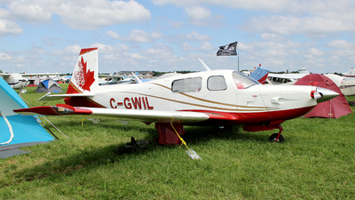 C-GWIL - Mooney M20K-231 - Private
