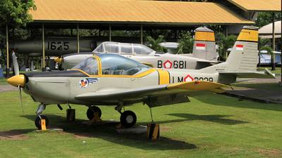 LM-2038 - FFA AS-202/18A Bravo - Indonesia - Air Force