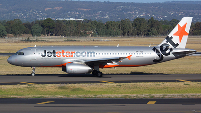 VH-VGD - Airbus A320-232 - Jetstar Airways
