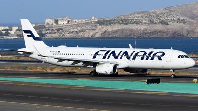 OH-LZL - Airbus A321-231 - Finnair