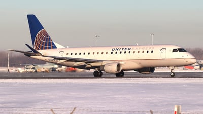 N722YX - Embraer 170-200LR - United Express (Republic Airlines)
