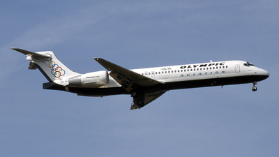 SX-BOB - Boeing 717-2K9 - Olympic Aviation