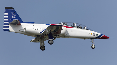 0810 - AIDC AT-3 Tzu Chiang - Taiwan - Air Force