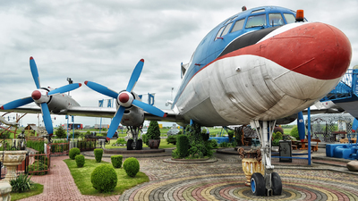 SP-LSD - Ilyushin IL-18B - Private